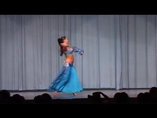 Hunaida al 8°Congresso Internazionale Danze Orientali- Riccione