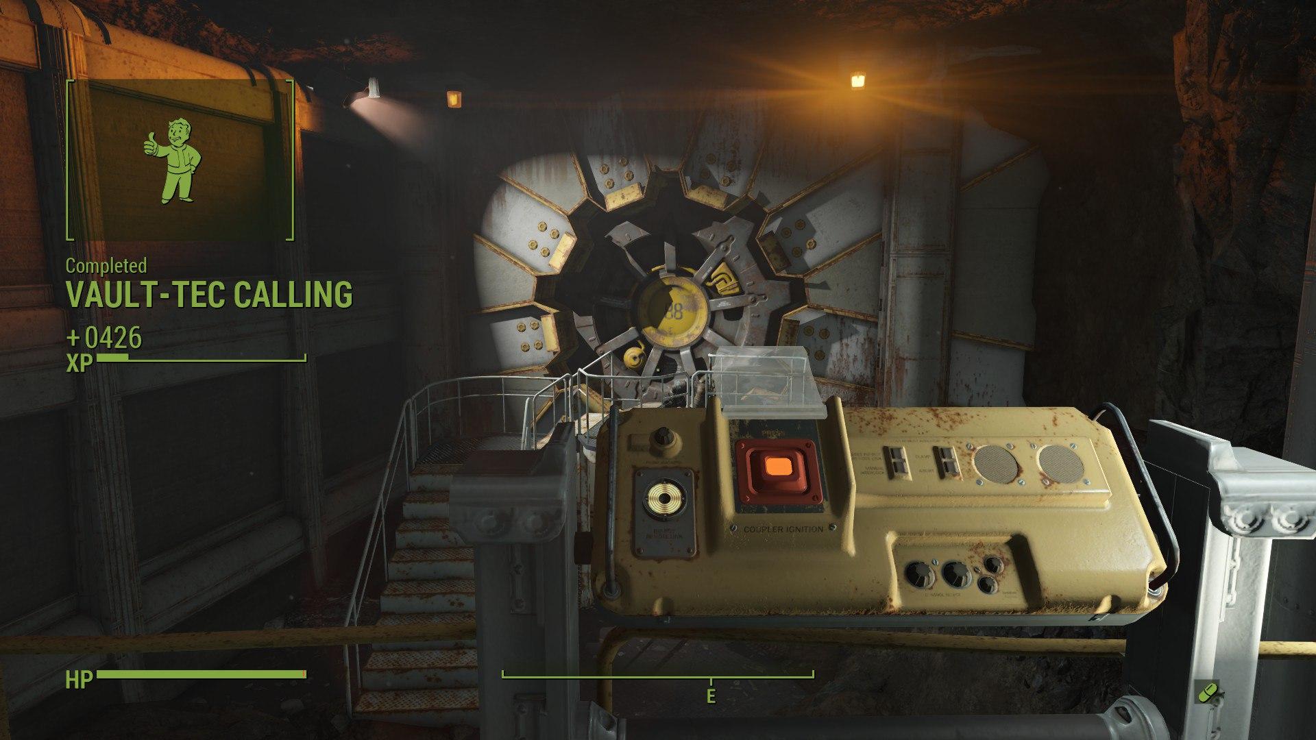 В DLC Vault-Tec Workshop