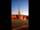 Москва... Мама привет, папа привет