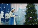 Новый год в детском садике часть-1