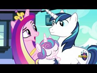 Мой маленький пони 6 сезон серия 2 (перевод Трина Дубовицкая) My Little Pony FiM  The Crystalling (S06E2)