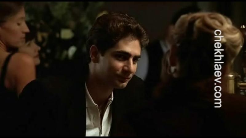 Клан Сопрано - The Sopranos. . Кристофер и его подруга Адриана. - Помнишь Риччи Сантини? - Да, он тебя раньше е...л