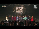 151202 [Ment] 2015 MAMA EXO Red carpet