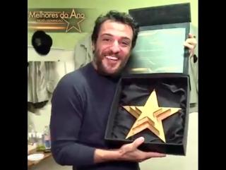 Rodrigo Lombardi Melhores do Ano 2015