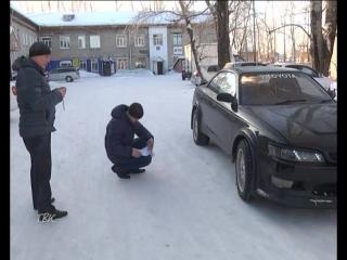 В ходе рейда судебные приставы изъяли иномарку у водителя-должника, не оплатившего 120 тысяч за кредит