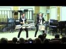 Vasiliev groove барабанная дуэль