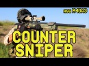 DesertFox Airsoft: Counter-Sniper SC Village (ASG M40A3 Sniper Rifle)