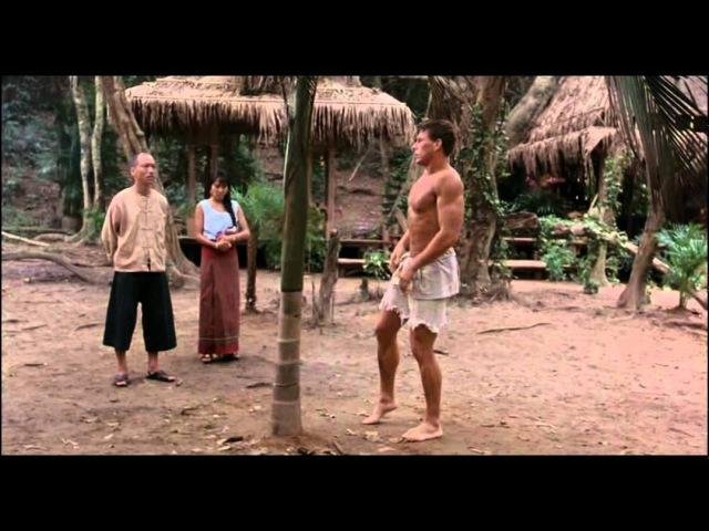 VAN DAMME - Kickboxer (1989) Entrenamiento