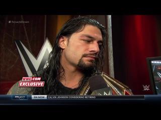 WWE Thursday Night SmackDown 07.01.2016 Part 2