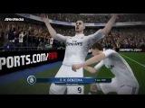 Прохождение Фифа 15, дивизионы - ФК Барселона - FC BARCELONA - FCB - #1 матч (тренировка)