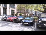 Nice Supercars Spotted in London