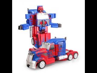 Радиоуправляемый робот-трансформер JQ Troopers Strong