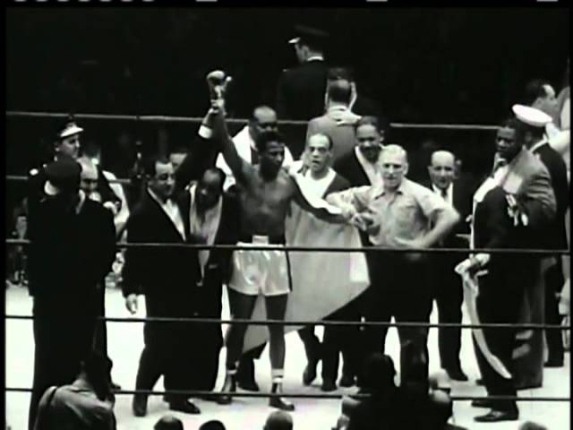 'Sugar Ray Robinson - The Bright Lights and Dark Shadows of a Champion' (Documentary)