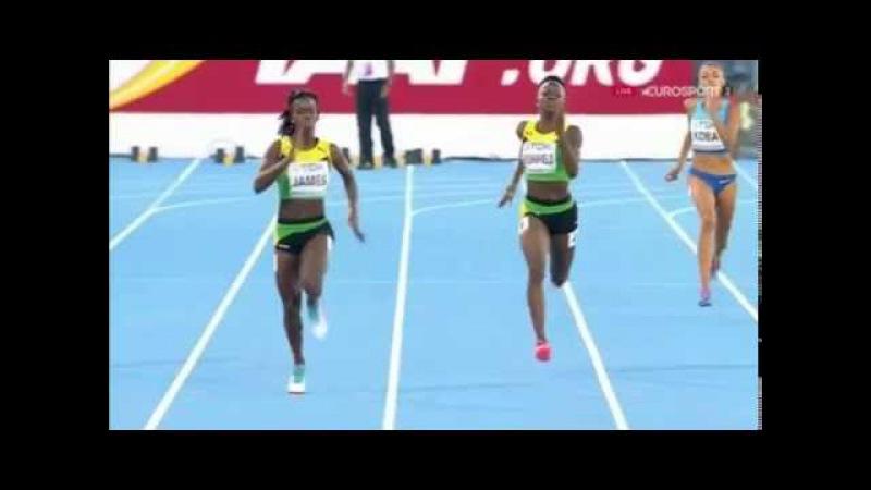 Women's 400m Final IAAF World Junior Championships, Bydgoszcz 2016