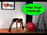 FREE BARRE Workout - Inner Thigh Challenge BARLATES BODY BLITZ