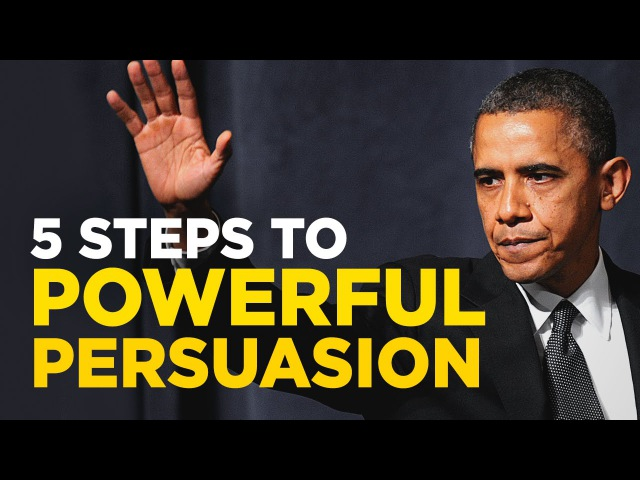 5 Steps To Influence Like Barack Obama