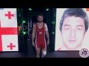 MARSAGISHVILI (GEO) - HUSHTYN (BLR) BRONZE - FS 86 kg European Championship 2016 Riga Latvia