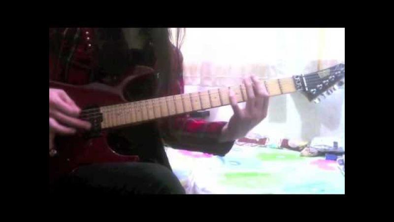 Hidenori Kids2014 Guitar Cover