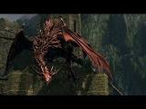 Dark Souls (как убивать красную виверну)