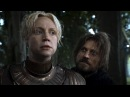 Jaime Lannister Brienne of Tarth   Rise   Game of Thrones