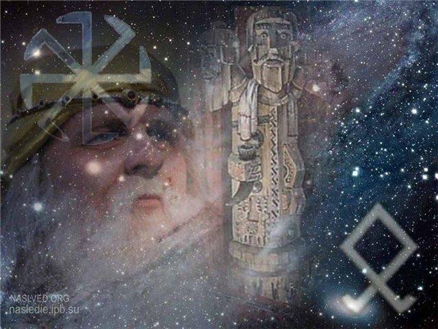 О Славянских Богах и Мировоззрении (Волх ВелесоГор)