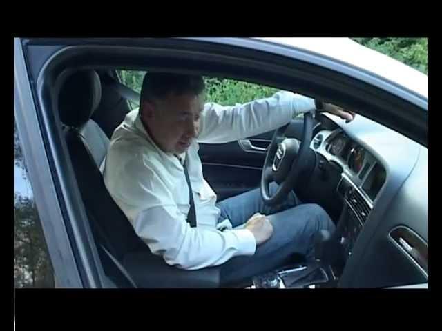 Audi A6 3.0 TDI - тест-драйв с Александром Михельсоном