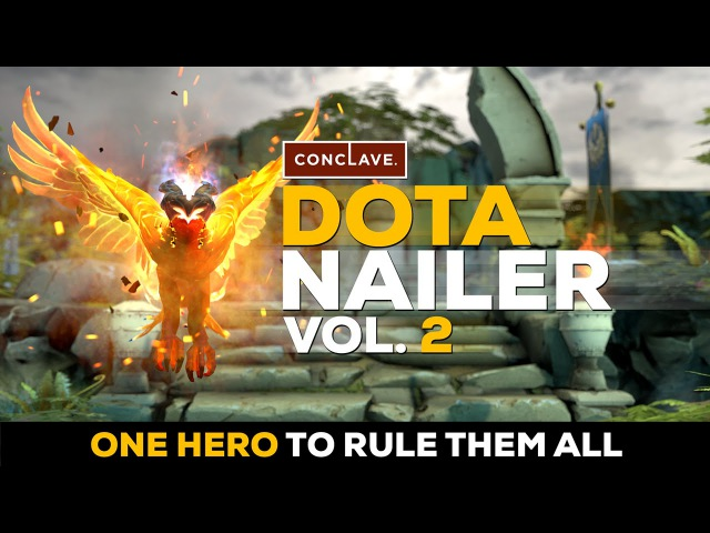 Dota Nailer vol. 2 — phoenix by MaritimeTR