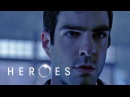 Sylar Is the Exploding Man Heroes S01 E21 - The Hard Part