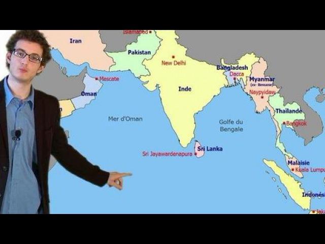 La géographie - vidéo Dailymotion