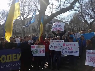 Выступление Павла Ленца, члена ДемАльянса на митинге за Давида Сакварелидзе