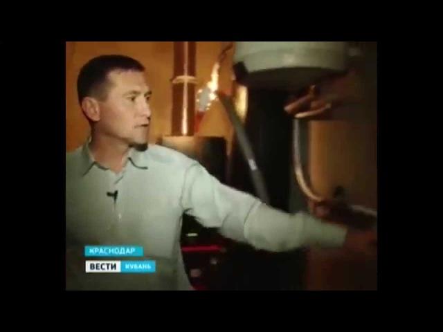 Ветрогенераторы и солнечные панели Exmork на телеканале Вести