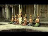 Apsara dance of Khmer
