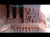 Мегалитический комплекс выплавленный в скале Бадами Индия