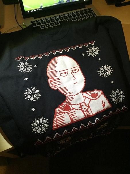 Лучший зимний свитер всех времен
