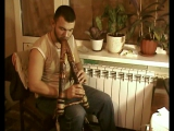 Флейта пимак G minor. Двойная.