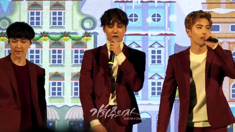 151210 EXO SingForYou Showcase KAI
