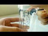 Креативный стаканчик