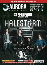 21.02 - Halestorm (USA) - Aurora Concert Hall