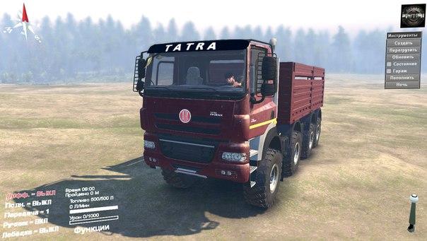 TATRA 158 8x8 Custom Phoenix для 03.03.16