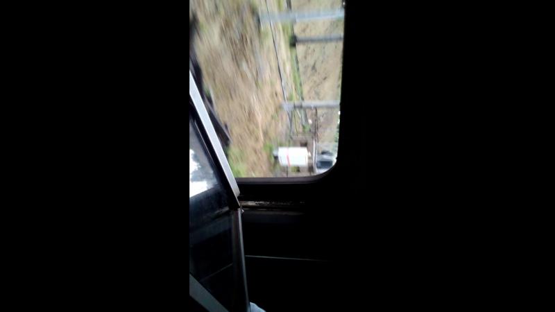 Тоннель по приезде в облучие