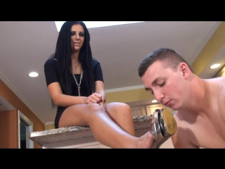 Christina - Clean the Bottoms of My Shoes and suck on My Heels