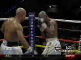 2007-05-16 Glen Johnson vs Montell Griffin (IBF Light Heavyweight Title Eliminator)