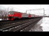 Электропоезд ЭД4М-0071 (ТЧ-26) поезд №6356 Москва - Люберцы-1., zary1976