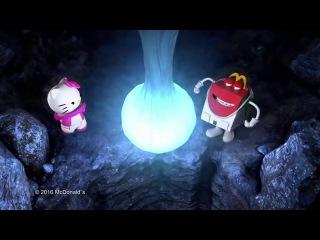 Рекламный ролик Хэппи Мил
