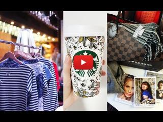 VLOG: Неделя моды в Лондоне и интервью со мной
