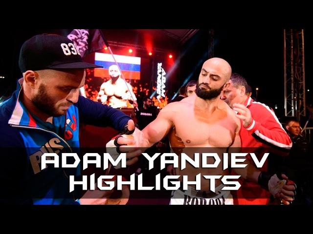 Adam Boroda Yandiev MMAHIGHLIGHTS