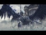 Dark Souls 3 Nameless King and King of the Storm Boss Fight (4K 60fps)