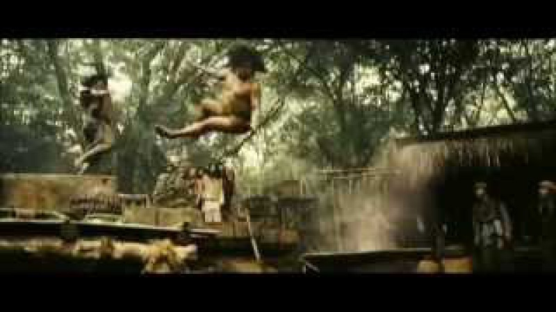 Онг Бак 2 (RUS. HD) Бой на рынке. Tony Jaa