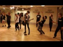 ICON 'ROCKSTAR' Practice Video '잉여 YING YO DANCE'