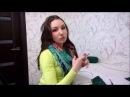Бесплатный МК часть 3 по вязанию облегающего платья Марсала поднимаем петлю исп